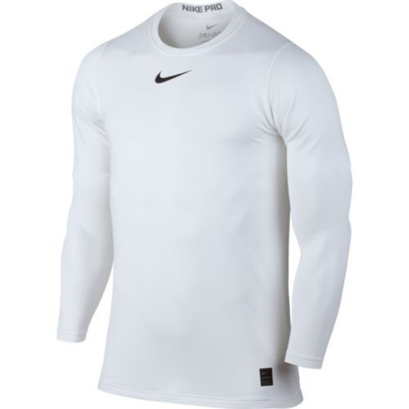 f9a31b73cf3 MEN S NIKE PRO WARM FITTED TRAINING TOP- NWT